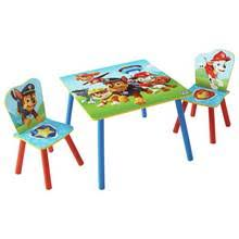 Avengers Table And Chairs Children U0027s Tables And Chairs Argos