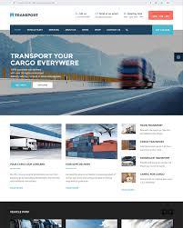 20 best transportation wordpress themes of 2017 u2013 goodwpthemes