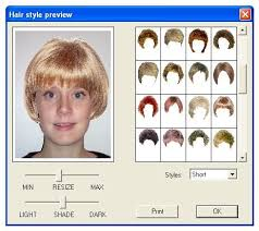 virtual hair makeover for women over 50 free best 25 virtual hairstyles ideas on pinterest curly short hair