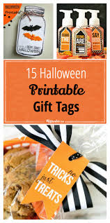 Free Printable Halloween Birthday Cards by 15 Halloween Printable Gift Tags Free Printable Tip Junkie