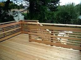 Ideas For Deck Handrail Designs Lattice Deck Railing Lattice Deck Railing Ideas Boromir Info