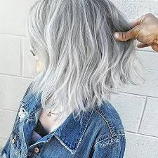 funky hairstyle for silver hair best 25 short silver hair ideas on pinterest grey hair short