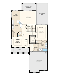 lowell floor plan at hamlin overlook in winter garden fl