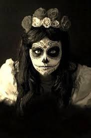 Dead Halloween Costumes Cute Teardrop 1 Tho Dead Makeup