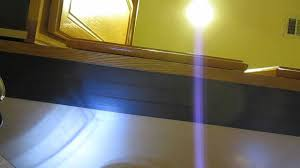under the cabinet light how to make an under the cabinet custom spice rack youtube