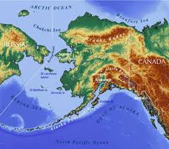 Continental Us Map Reference Map Of Alaska Usa Nations Online Project