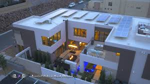 Home Design Audio Video Las Vegas Blue Heron Model Home 4k Drone Aerial Youtube