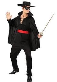 masked bandit costume plus size fancy dress costume xl zoro costume