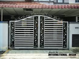 garage gate design beautiful garage design of a modern house with garage gate design choice of gate designs for private house and garage
