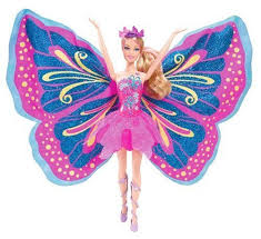 barbie fairy tastic pink purple princess doll barbie fairytale dolls