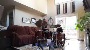 vintage ludwig drum kit sound check youtube