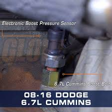Dodge Ram Cummins 0 60 - amazon com glowshift dodge ram 6 7l cummins turbo diesel boost