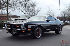 ford mustang for sale uk ford mustang mach 1 351 fastback