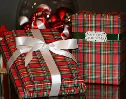 christmas plaid wrapping paper 27 best christmas wrapping paper for men images on