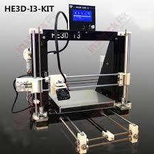 Top Reprap Prusa Mendel 3D Printer Kit (HE3D-i3) Purchase In Pakistan  #OG08
