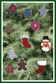 Ornament Patterns Free Free Crochet Patterns For Ornaments