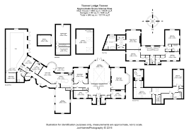 Easton Neston Floor Plan by 6 Bedroom House For Sale In Stamford