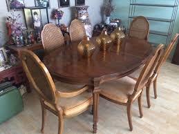 vintage drexel heritage dining room set u2022 600 00 picclick