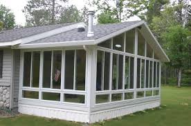 Deck To Sunroom All Season Sunrooms U2013 Deck U0026 Shade Solutions