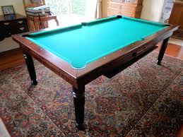brook dining room pool tables