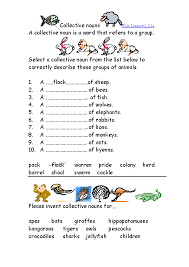best solutions of grade 2 noun worksheets for form