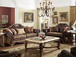 Family Room Furniture Sets Ideas And Table Picture Ashley Living - Family room set