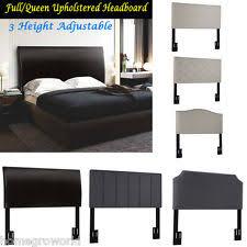 upholstered headboard full ebay