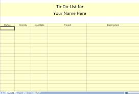 to do list template for work to do list template