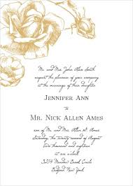 invitation marriage wedding invitations match your color style free