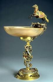 ceremonial chalice johann melchior dinglinger ceremonial cup by johann melchior