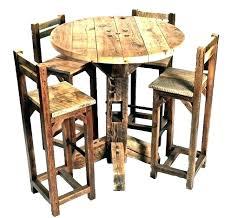 granite top round pub table granite pub table sets high top pub table set full size of table