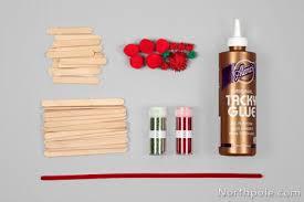 craft cottage popsicle stick sled