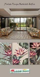 interior design hawaiian style 210 best customer projects u0026 barkcloth hawaii fabric seen here