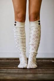 womens knit boots womens knee high lace boot socks socks for boots ivory boot