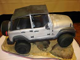 jeep cake topper fun kansas city wedding reception jason u0026 megan king