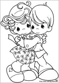 precious moments drinking coloring pages kids