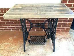 sewing machine table ideas old sewing machine table ideas vintage sewing cabinet side table