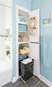 Built In Shelves In Bathroom Storage Tips For Small Bathrooms Self Storage