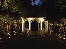 outdoor lighting perspectives of augusta and lake oconee gazebo and garden arbor lighting