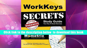 read online workkeys secrets study guide workkeys practice