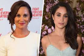meghan markle to attend pippa middleton u0027s wedding ceremony