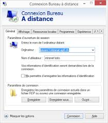 windows bureau a distance windows epfl article no 367 connexion bureau à distance avec la