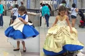 this dad makes disney costumes for his kids and the results are