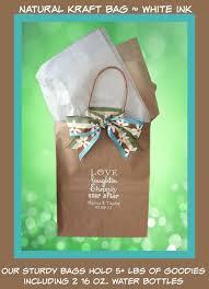 personalized wedding welcome bags 25 wedding welcome bags personalized wedding hotel guest gift bag