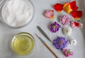 How To Make Cake Decorations How To Make Edible Cake Decorations Flowers Decorative Flowers