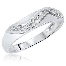 white gold promise rings custom design white gold wedding rings for with wedding