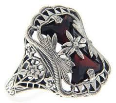 vintage gemstone rings u2013 jewelry