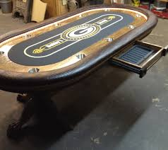 chair three in one cherry poker bumper pool dining table tables