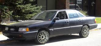 audi 5000 for sale robbyd69 1987 audi 5000 specs photos modification info at cardomain