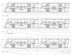 residential floor plans gallery of skolkovo technopark district d2 residential area